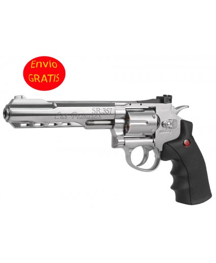 Revolver Crosman SR357 Co2