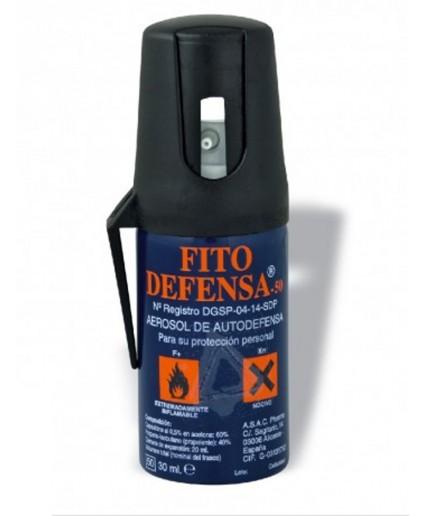 Spray de defensa personal
