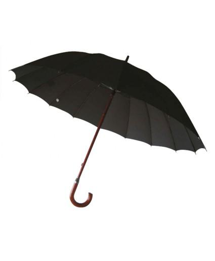 Paraguas largo caballero