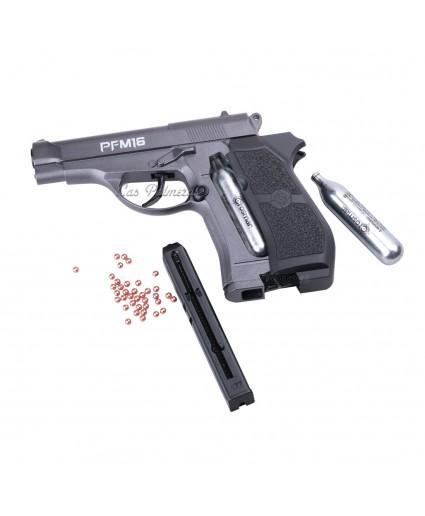 Pistola Crosman PFM16 Co2