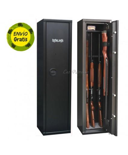 Armero 7 armas largas con visor UNE 1443-1:2012