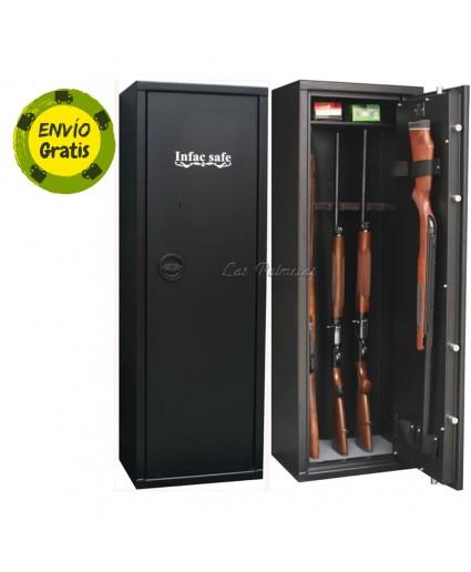 Armero 10 armas largas con UNE 1443-1:2012 AENOR