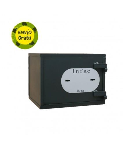 ARMERO INFAC GRADO III PARA 2 ARMAS CORTAS UNE 1143-1:2012