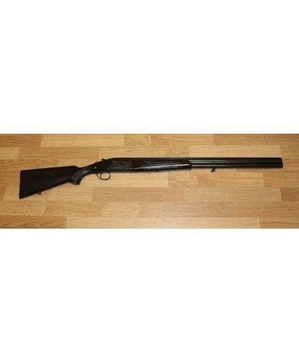 Escopeta usada El Corzo superpuesta