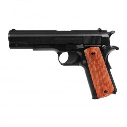 Pistola Crosman GI 1911 Blockback Black