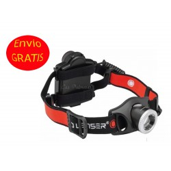 Linterna frontal Led Lenser H7R2 - Recargable