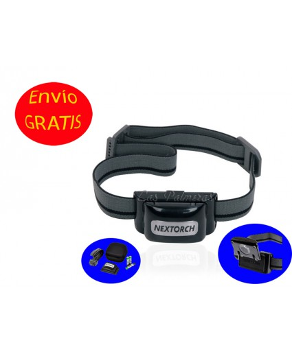 Linterna frontal Nextorch