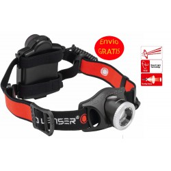 Linterna frontal Led Lenser H7.2