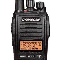 Walkie Dynascan V600 especial Caza